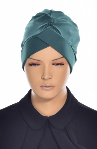 Emerald Swim Cap 0018-11