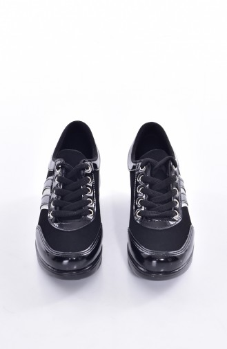 Silver Gray Sport Shoes 0116-06
