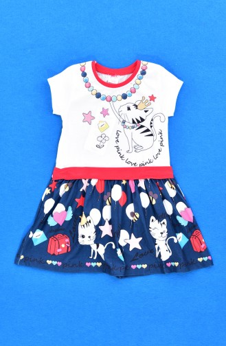 Navy Blue Baby Clothes 9458-02