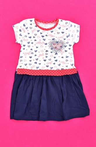 Navy Blue Baby Clothes 9476-02