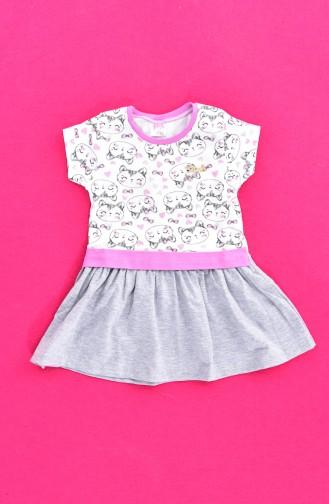 Robe Enfant Fille 9475-03 Plum 9475-03