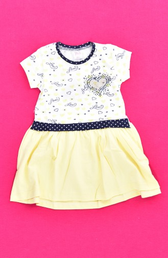Yellow Baby Clothes 9476-05