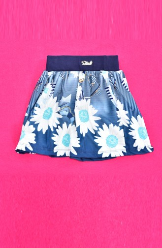Mint green Baby and Kids Skirt 9500-03