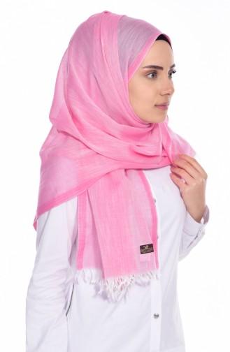Pink Shawl 05