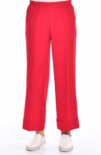 Pantalon Large 26361-04 Rouge 26361-04