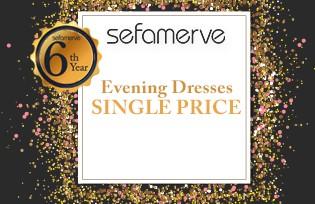 Hijab Evening Dress Single Price