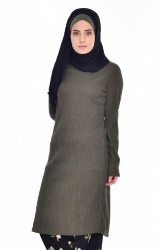 Khaki Tunic 0556-06