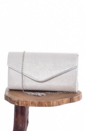 Sac de Soirée Pour Femme 0458-01 Perles 0458-01