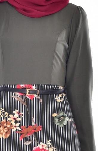 Robe Emprime Viscose 2267-01 Khaki 2267-01