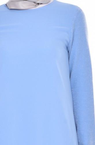 Ice Blue Tunics 20708-01
