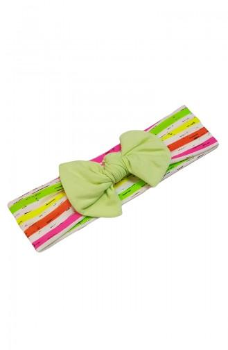 Pistachio Green Hat and bandana models 58