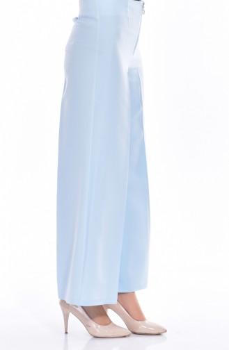 Weite Hose 0845-12 Baby Blau 0845-12