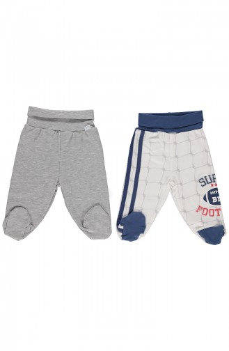 White Baby and Kids Pants 1426-BYZ