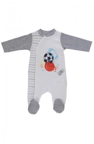 Bebetto Vêtement T1447-GR Gris 1447GR