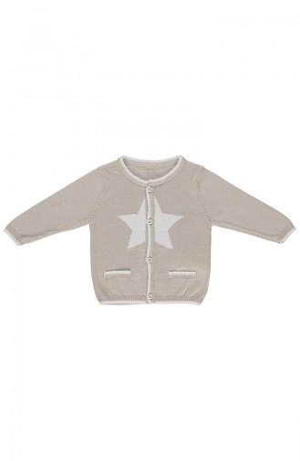 Bebetto Sweater Cardigan TR119-BJEKR Beige light Beige 119-BJEKR