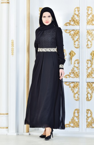 74044ee65fb6f Siyah Tesettür Elbise Modelleri ve Fiyatları - Tesettür Giyim ...