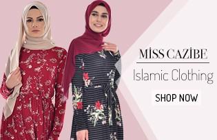 Mıss Cazıbe Islamıc Clothıng