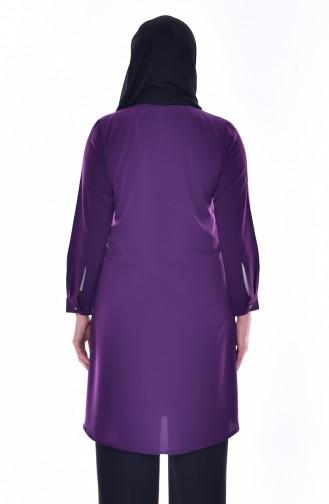 Purple Tunic 1029-04