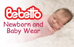 Bebetto Newborn and Baby Wear