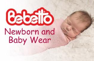 Bebetto Newborn and Baby Wear