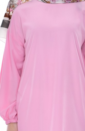 Geraftes Tunika 1504-06 Pink 1504-06