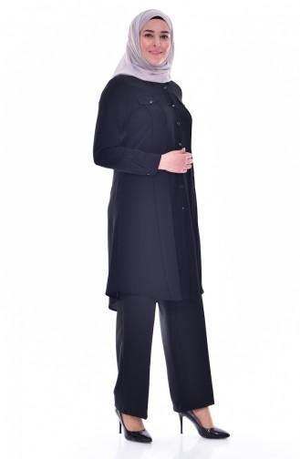 Black Tunic 1029-03