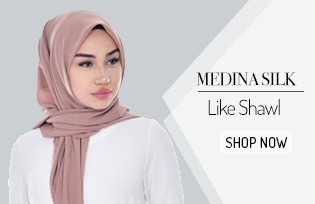 Medina Silk Appearance Scarf 70068
