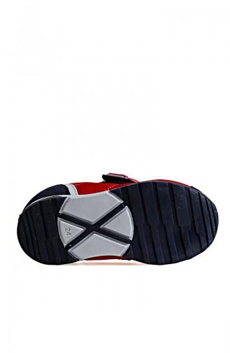 Kinetix 8P Poldy 100299579 Rouge Bleu Marine 100299579