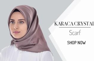 Karaca Kristal Eşarp 90455