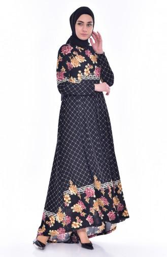 21b6c21177fab Gül Kurusu Tesettür Elbise Modelleri ve Fiyatları - Tesettür Giyim ...