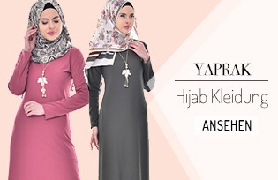 Yaprak Hijab Kleidung