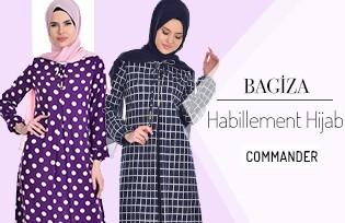 Habillement Hijab Bagiza