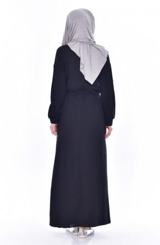 Black Dress 8117-04