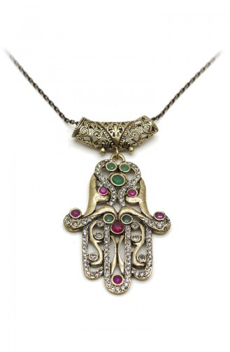 Copper Necklace ADAUC-4115DYK 4115DYK
