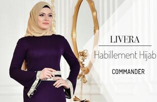 Livera Vêtements Hijab