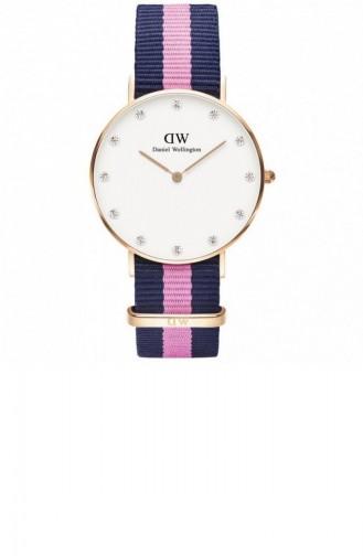 Pink Horloge 0952DW