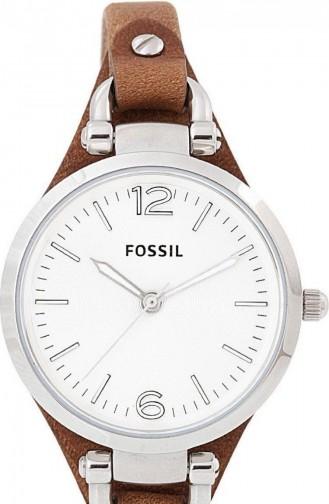 Fossil Es3060 Montre Pour Femme 3060