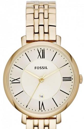 Fossil Es3434 Women´s Hand Watch 3434