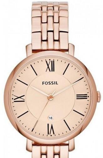 Fossil Es3435 Montre Pour Femme 3435