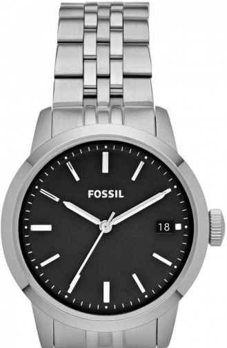 Silver Gray Horloge 4818