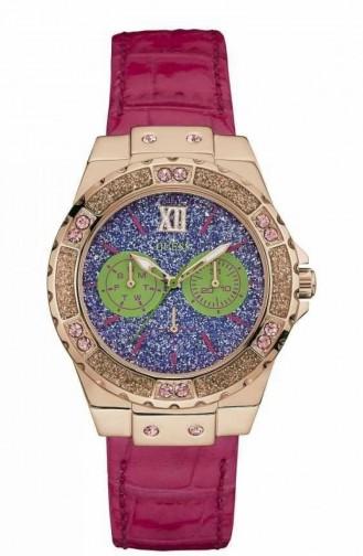 Fuchsia Horloge 0775L4