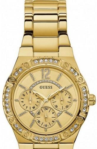 Gold Horloge 0845L2