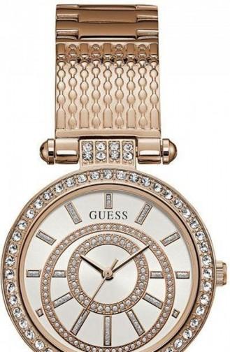 Guess Women´s Wristwatch Guw1008L3 1008L3