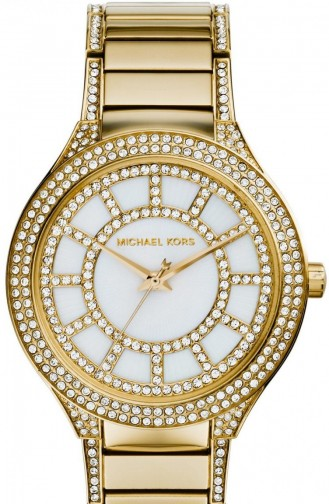 Gold Horloge 3312