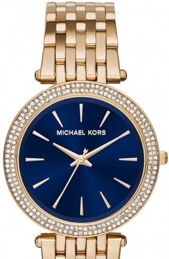 مايكل كورس ساعة يد نسائية Mk3406 3406