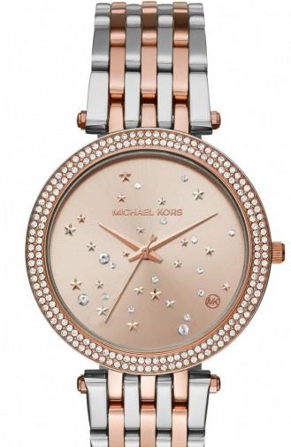 Silver Gray Horloge 3726
