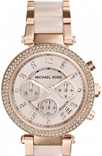 Michael Kors Mk5896 Montre Pour Femme 5896