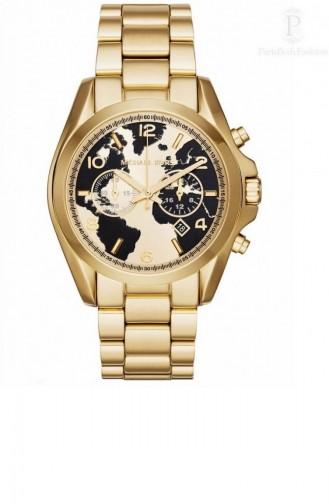 Gold Horloge 6272