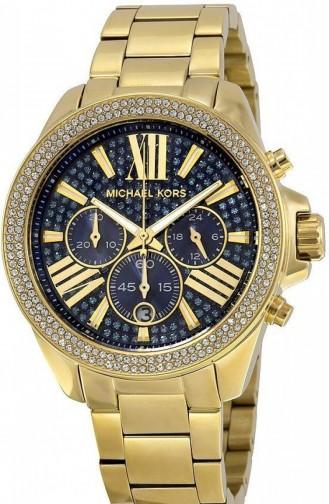 Gold Horloge 6291