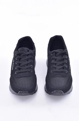 Women´s Sports Shoes 0776-02 Black 0776-02